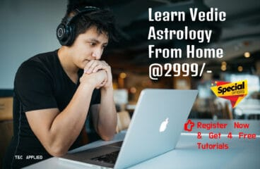 online advance astrology course in india